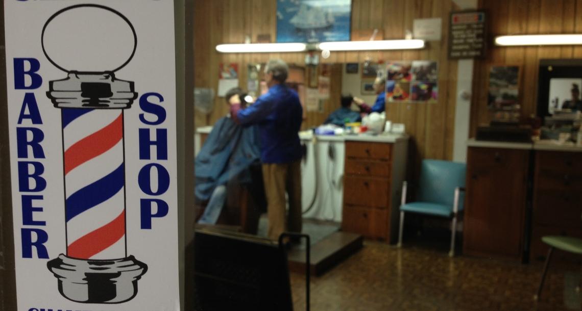 barber shop champaign